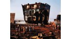 "Photo title: ""Shipbreaking # 4"", Chittagong, Bangladesh, 2000 Photo: Edward Burtynsky"