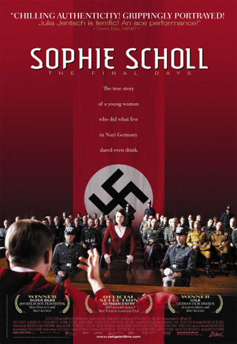 Sophie Scholl - The Final Days [DVD]