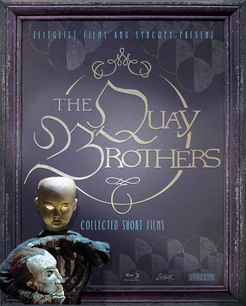Phantom Museums: The Short Films of the Quay Brothers [DVD]