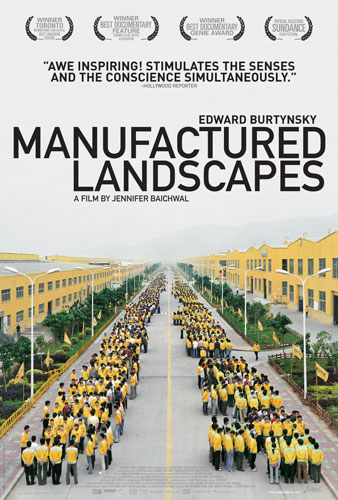 Manufactured Landscapes [DVD]