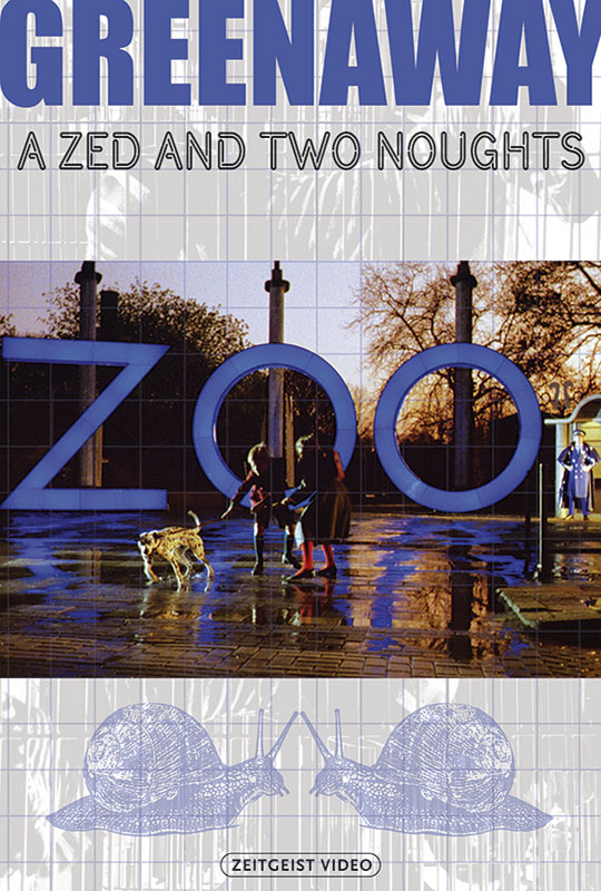 A Zed and Two Noughts [DVD]