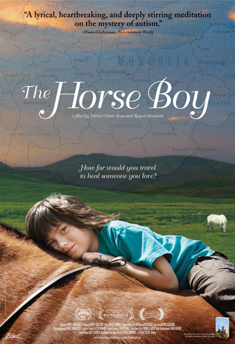 The Horse Boy [DVD]