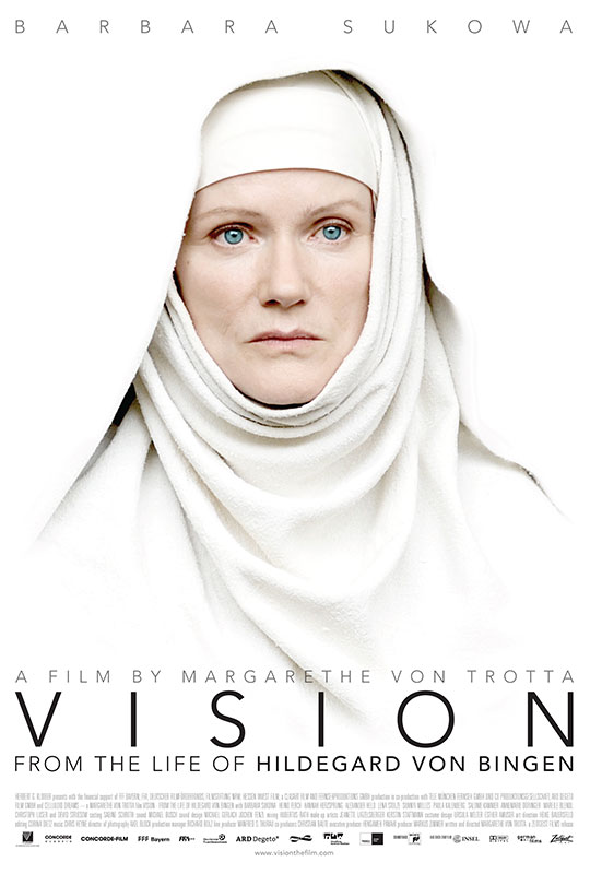 Vision - from the life of Hildegard von Bingen [DVD]