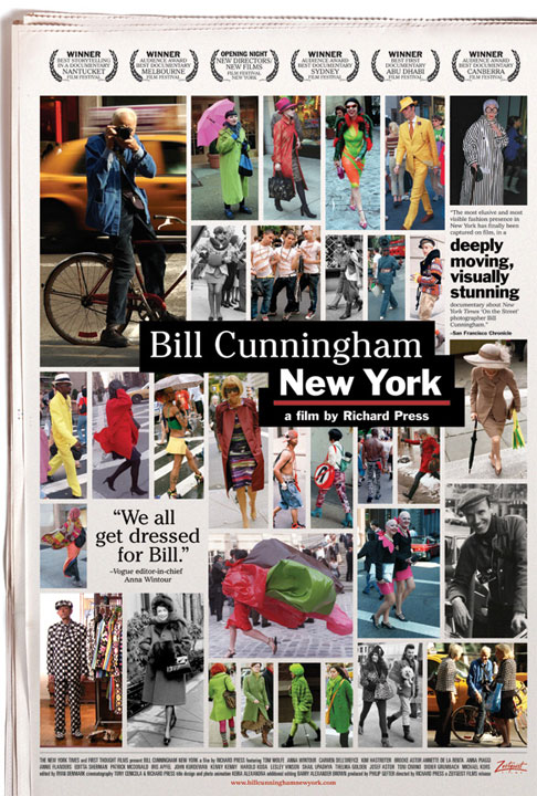 Bill Cunningham New York [DVD]