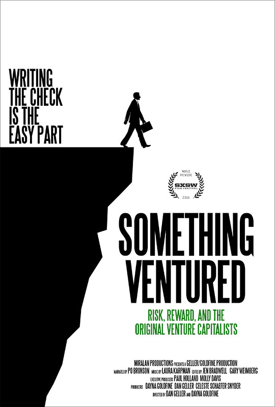 Something Ventured [DVD]