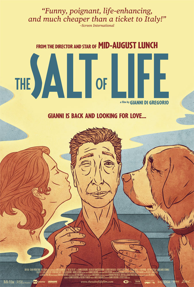 The Salt of Life [DVD]