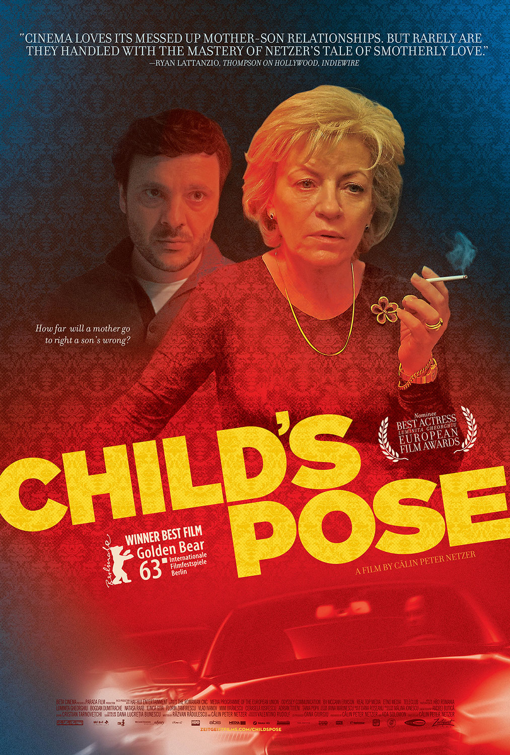 Child's Pose [DVD]