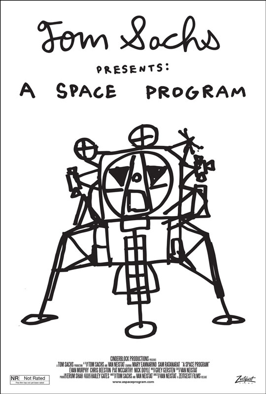 A Space Program [DVD]