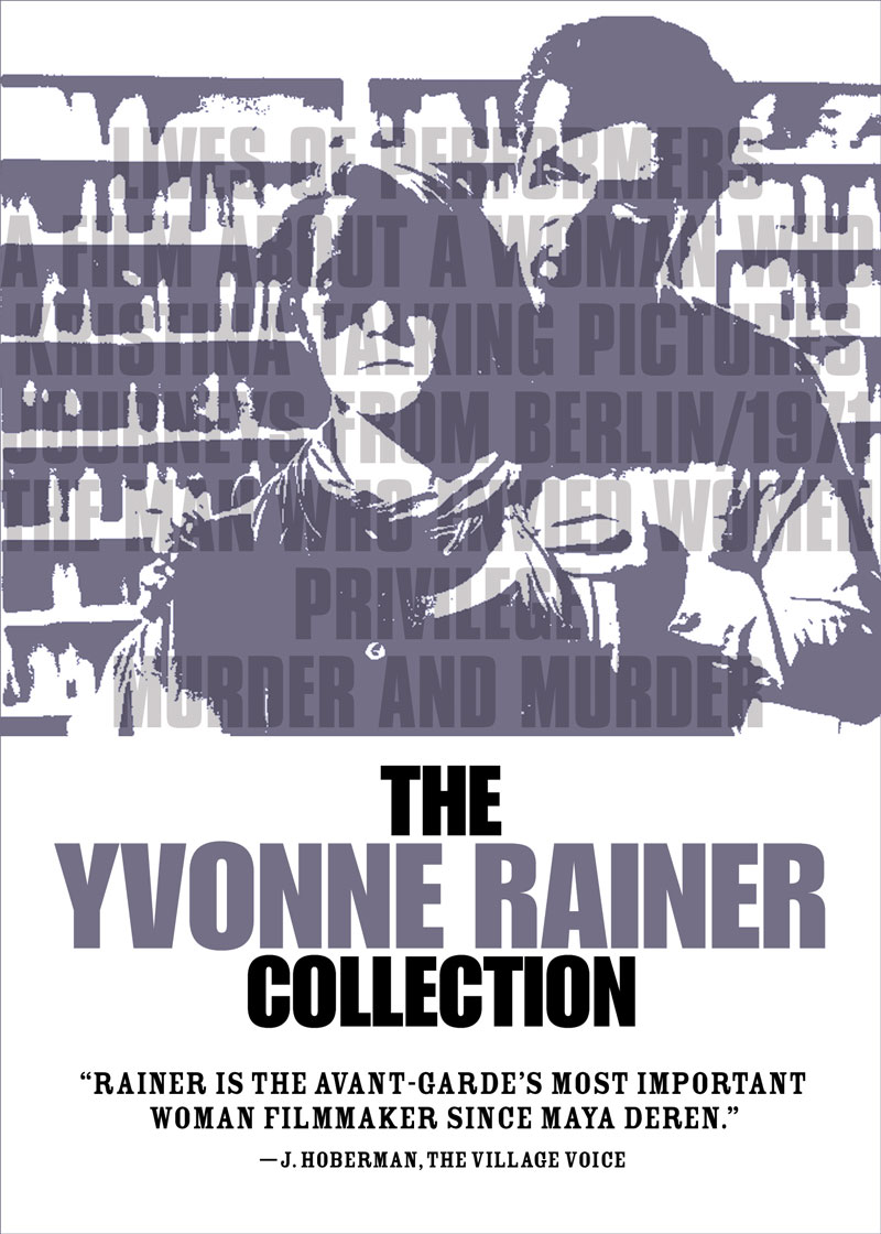 The Yvonne Rainer Collection [DVD]