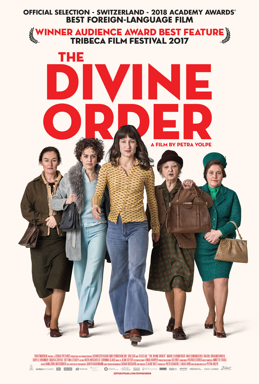 The Divine Order [Blu-ray]