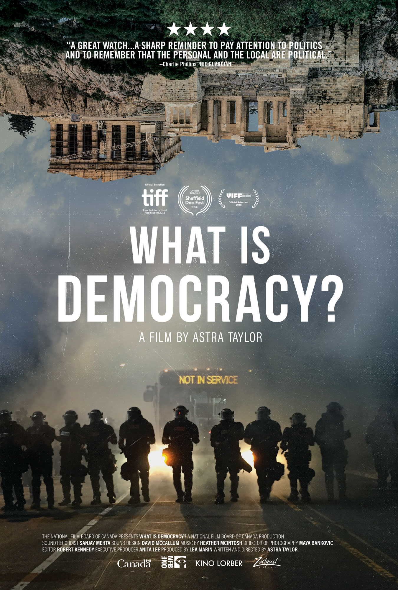 What is Democracy? (DVD)
